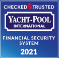 Yacht Pool Cheched & Trusted