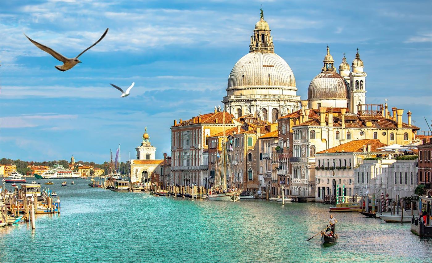 Ruta - Venecija