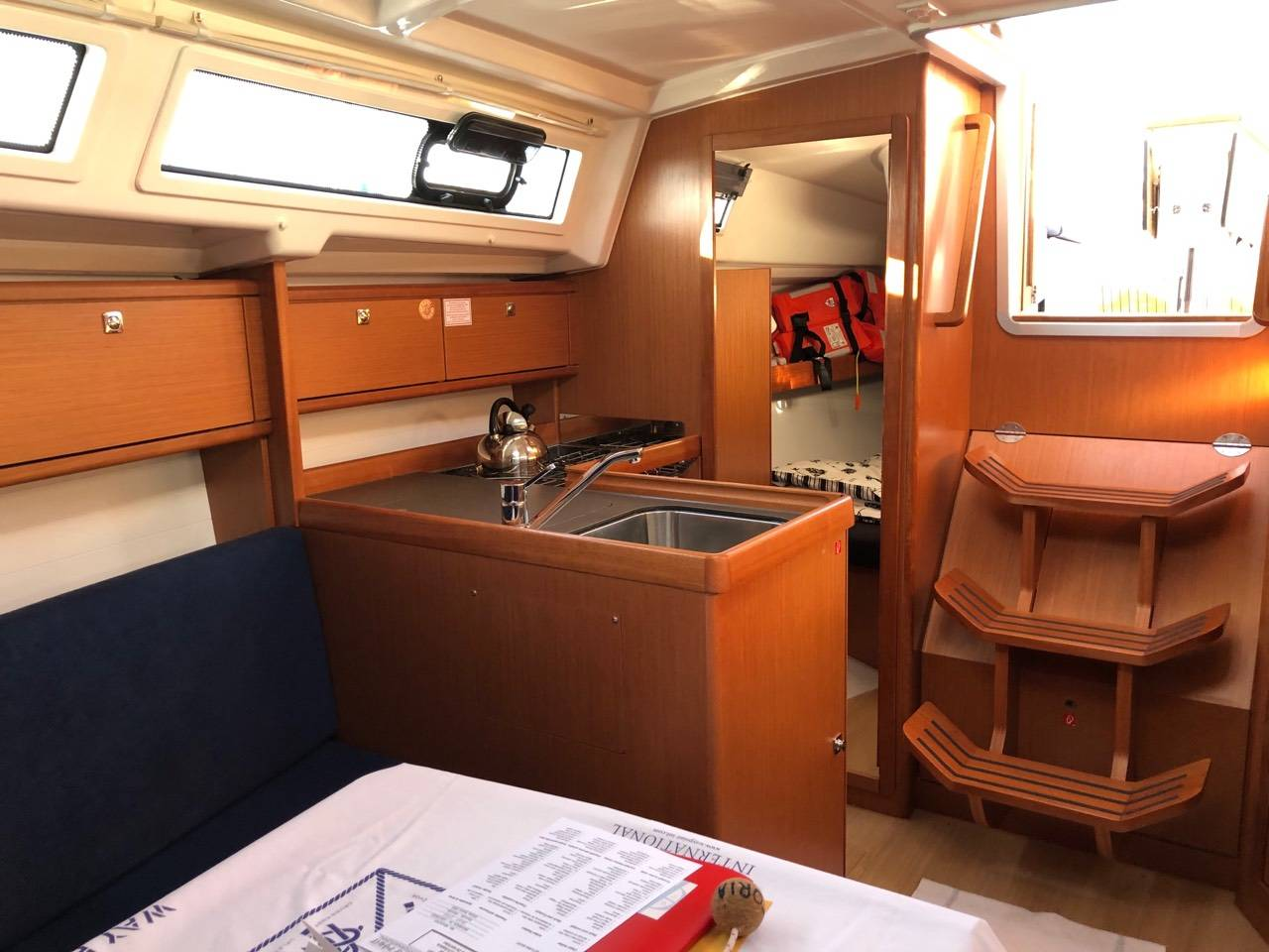 Bavaria Cruiser 34  - Viktoria