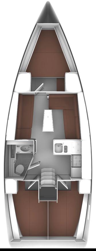 Bavaria Cruiser 37  - Mayan