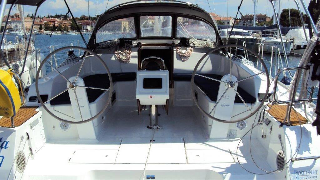 Bavaria Cruiser 46  - Kata